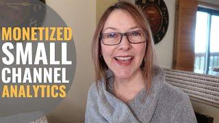 Exposed—ANALYTICS YOUTUBE CHANNEL [Monetized, Small Channel  Using YouTube Studio 2020]