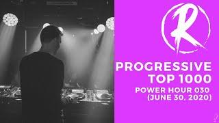 Ruben de Ronde - Progressive Top 1000 Power Hour 030 (30-06-2020)