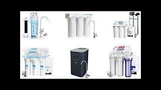 Top 10 Best Water Filter System 2019 Best