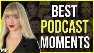 TOP 10 PODCAST MOMENTS | Mikhaila Peterson - MP Podcast