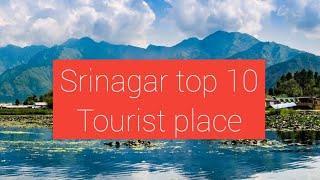 Srinagar Top 10 Tourist place | Srinagar Tourism | Jammu &  Kashmir.