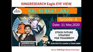 Kingresearch Eagle eye | Best stocks to Trade for Tomorrow | 11th March | Episode 6 | Happy Holi