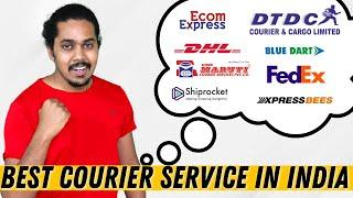 Best courier service in India 2021