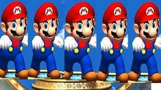 Mario Party 10 MiniGames - New Top 100 World Super mario party Yoshi vs Wario vs Waluigi Master Cpu