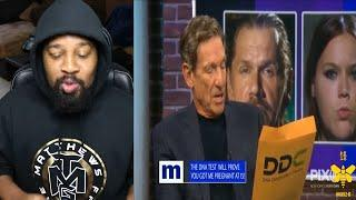 You Are / Not the Father (White People Version)   my favorite paternity court moments REACTION!!