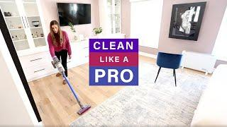 Clean With Me: Bedroom (Clean Like A Pro!)