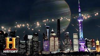Doomsday: 10 Ways the World Will End: GIANT ROGUE PLANET COLLIDES WITH EARTH (Season 1) | History