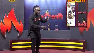 Commentary Position - Fire 4 Fire on Adom TV (2-12-19)