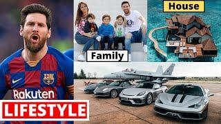 Lionel Messi Lifestyle 2020, Income, House, Cars, Family, Wife Biography, Son, Goals,Salary&NetWorth