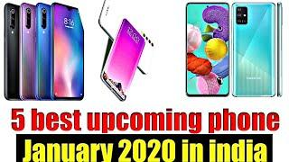 Top 5 Upcoming smartphones ||best upcoming smartphones 2020||gadgetsway