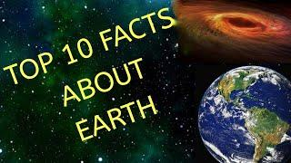 Top 10 Facts About Earth || IN HINDI || Unknown Facts About Planet Earth in Hindi