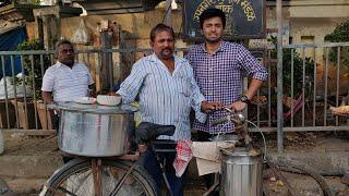 Anna ka Breakfast @ ₹20 Plate | Street Food Mumbai