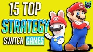 15 TOP Nintendo Switch Strategy Games