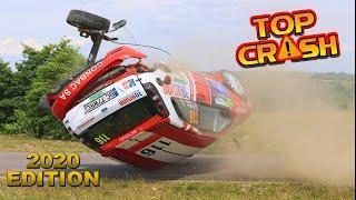 #TOP10 spectacular rally crash 2020 by Chopito Rally crash