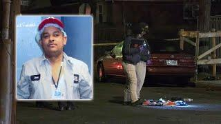 Man walking home from work stabbed to death in Queens