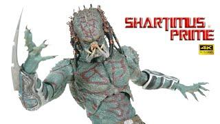 NECA The Predator 2018 Armored Assassin Deluxe Movie 4K Action Figure Review