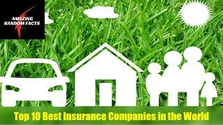 Top 10 Insurance Company In The World | Top 10 Insurance Companies | Top Insurance Policy In English