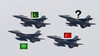 Top 10 Muslims Military Power In The World 2020