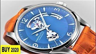 Top 10 Best Hamilton Watches To Buy 2020 | Best Hamilton Watches