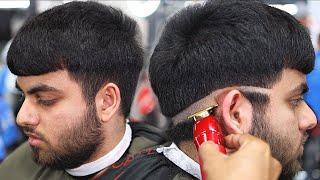 HAIRCUT TUTORIAL: FRENCH CROP TOP | FADED BEARD