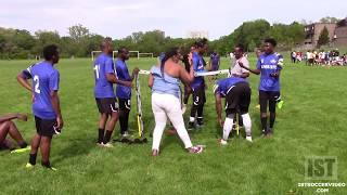 DRUNK LADY ON FIELD, BICYCLE KICK STUNNER, GAME CANCELLED AFTER GOAL CONTROVERSY!!!