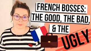 THE FRENCH MANAGEMENT STYLE (French Business Culture // Work in France)
