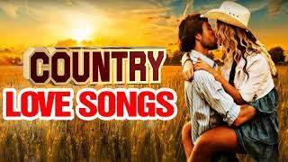 Top 100 Classic Country Love Songs -  Best Romantic  Country Songs Of All Time
