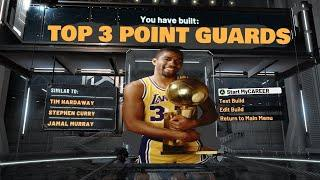 TOP 3 POINT GUARD BUILDS *PATCH 14* IN NBA 2K20! MOST OVERPOWERED POINT GUARD BUILDS IN 2K20!