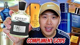 Top 10 Most Complimented Mens Fragrances of All Time - BEST MEN'S FRAGRANCES