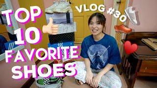 My Top 10 Favorite Shoes   Sharlene San Pedro - Vlog #30