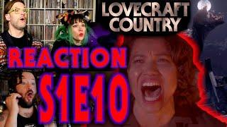 """This Finale is WILD! // Lovecraft Country S1x10 'Full Circle"""" Reaction! // WitB"""