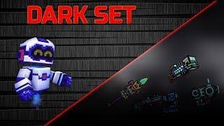 Dark side SET Weapons - Pixel Gun 3D