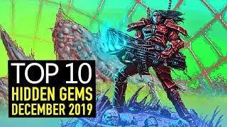 Top 10 BEST Indie Game Hidden Gems - December 2019 - PC, Switch, Xbox