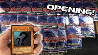 *YuGiOh! I PULLED ONE OF THE BEST CARDS!* Champion Pack 6 CP6 Classic Old Booster Pack Opening! JRB