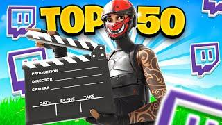 Scoped's Top 50 Most Viewed Twitch Clips of All Time