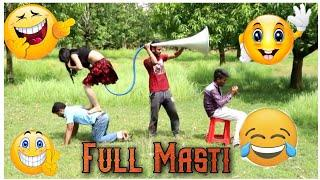 Must Watch Full Masti // New Funny Video 2020 Top Funny Video