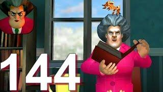 Scary Teacher 3D - Gameplay Walkthrough Part 144 3 Epic Levels Pranks (Android,iOS)