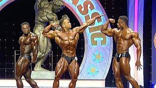 Arnold Classic 2020 - Classic Physique Top 3 Review