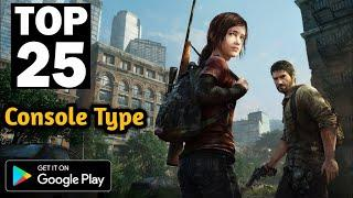 Top 25 Android Games in 2020 | High Graphics | Console Type Games