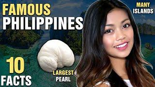 10 Surprising Things The Philippines Is Famous For