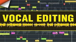 How To Edit And Tune Vocals