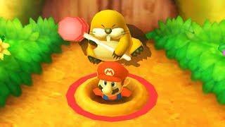 Mario Party The Top 100 MiniGames - Mario Vs Daisy Vs Princess Peach Vs Rosalina (Master Difficulty)