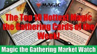 MTG Market Watch Top 10 Hottest Cards of the Week: Angel's Grace and Much More