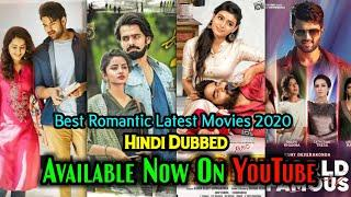 Top 10 Best Romantic Love Story South Dubbed Hindi Dubbed Movies 2020 | Available On YouTube | 2020