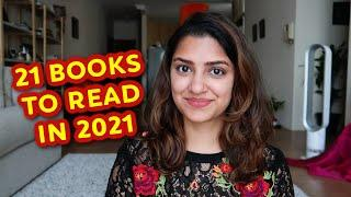 21 books to read in 2021 - Fun, life changing, must read books