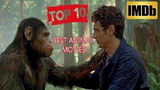 Top 10 Best Animal Movies of all time/According To IMDb score