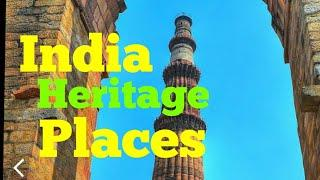 India's Top Heritage Tourist Spot//India Tourism//Watch to know Qutub Minar