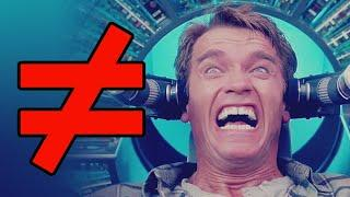 Total Recall - What's the Difference?