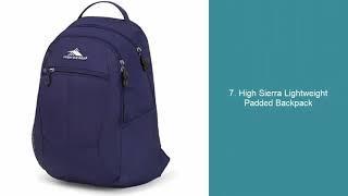 Top 10 Best School Bags for Teenager in 2021 Reviews