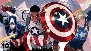 Top 10 Most Patriotic Superheroes - Part 2